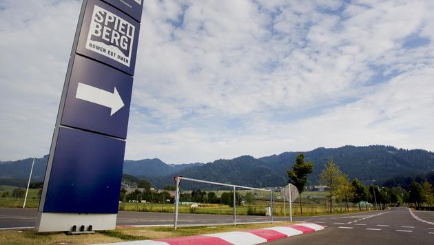 Sogar Anrainer freuen sich auf den Spielberg-GP (Bild: APA/ERWIN SCHERIAU)