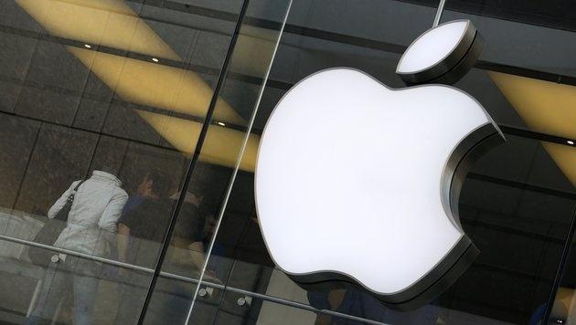 Steuerbetrug: 318 Mio. Euro Strafe für Apple (Bild: Andreas Gebert/dpa)