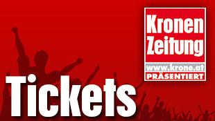 Eintrittskarten f�r �ber 18.000 Events