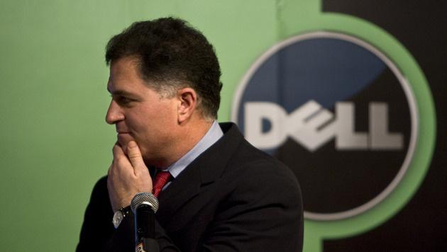 Michael Dell erhöht Kaufgebot für seinen PC-Konzern (Bild: AP)