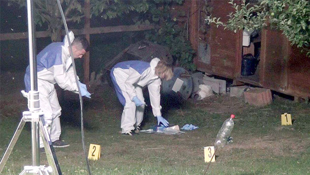 32-Jährige nach Messerattacke im Spital gestorben (Bild: APA/THOMAS LENGER)