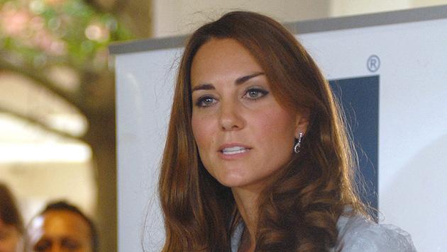 Anklage gegen Paparazzo wegen Kate-Aufnahmen (Bild: EPA)