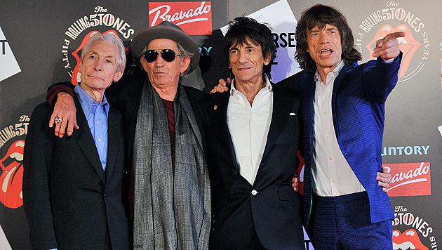 Bad Boy und Sexsymbol: Mick Jagger wird 70 (Bild: AP, EPA)