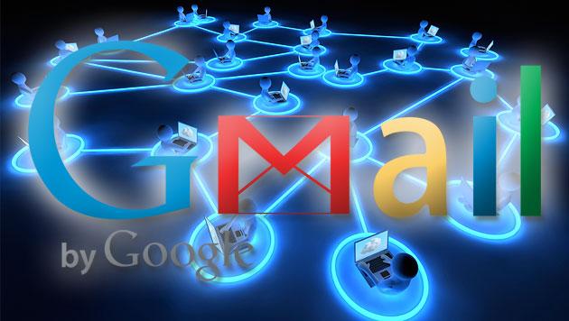 Google hört endlich auf, private Mails zu scannen (Bild: thinkstockphotos.de, Google, krone.at-Grafik)