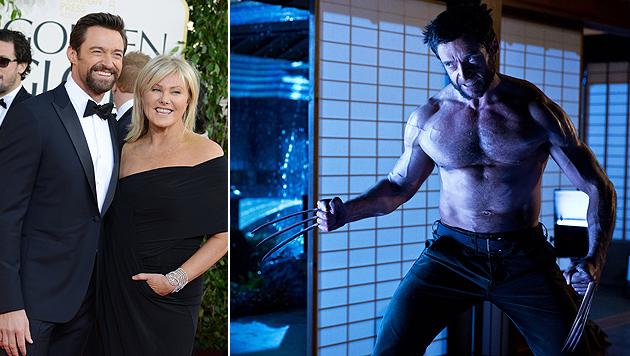 """Hugh Jackman: """"Ich hatte schon Sex im Wolverine-Kostüm"""" (Bild: AP)"""