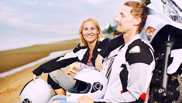 Die richtige Vorbereitung auf den Motorradurlaub (Bild: thinkstockphotos.de)