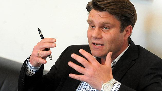 ÖVP-Rauch wettert erneut gegen Vermögenssteuern (Bild: APA/Herbert Pfarrhofer)