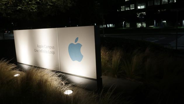 Apple veröffentlicht Zahlen zu Behördenanfragen (Bild: AP)