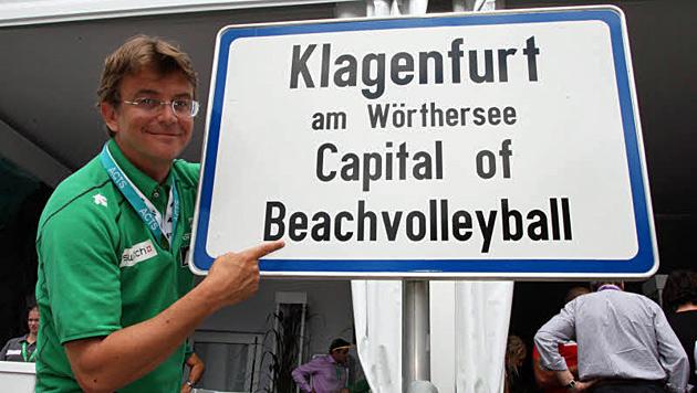 Beachvolleyball-EM wird alle Rekorde sprengen (Bild: Uta Rojsek-Wiedergut)