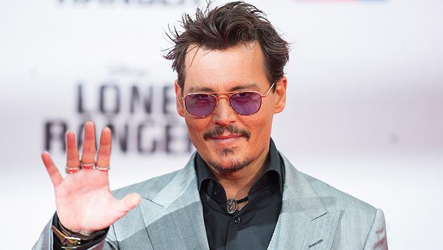 Johnny Depp denkt laut über Karriereende nach (Bild: AP)