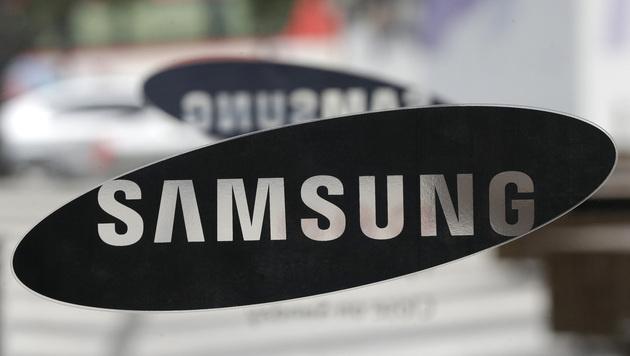 Samsung stoppt Kooperation mit Partner aus China (Bild: AP)