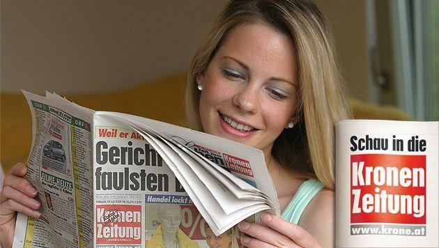 """Was heute aktuell in der """"Krone"""" steht (Bild: Kronen Zeitung)"""