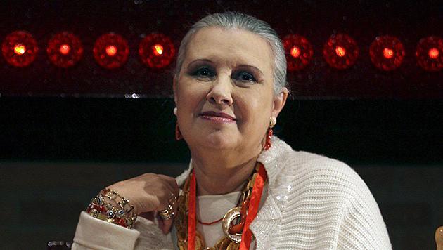 Botschafterin der Eleganz: Laura Biagiotti wird 70 (Bild: EPA)