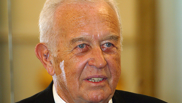 Kammersänger Peter Minich mit 86 Jahren gestorben (Bild: Peter Tomschi)