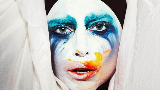 Lady Gaga enthüllt Cover ihrer neuen Single (Bild: Twitter/Lady Gaga)
