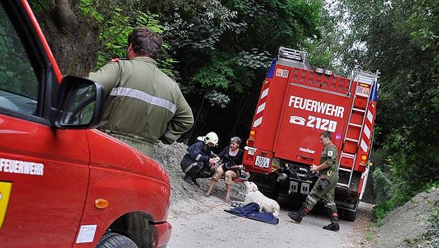 Linzerin riskierte für ihren Hund ihr Leben (Bild: foto-kerschi.at/Werner Kerschbaummayr)
