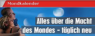 Mondkalender - Alles �ber die Macht des Mondes
