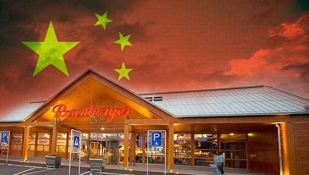 Warum die Chinesen unsere Firmen kaufen (Bild: Rosenberger/Kurt Pinter, krone.at-Grafik)