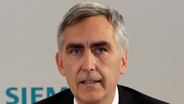 Bis zu 30 Mio. Euro für Ex-Siemens-Chef Löscher (Bild: AP)