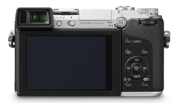 Panasonic bringt Systemkamera Lumix GX7 (Bild: Panasonic)