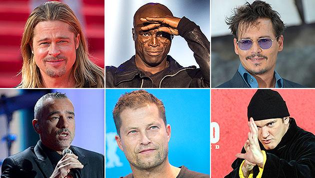 Warum bei Hollywoods Männern 50 das neue 30 ist (Bild: AP, EPA)