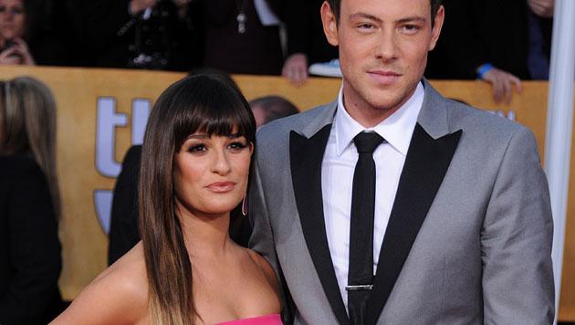 """Michele nach Tod von Monteith zurück bei """"Glee"""" (Bild: AP)"""