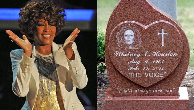Verstorbene Whitney Houston wäre 50 geworden (Bild: EPA, AP)