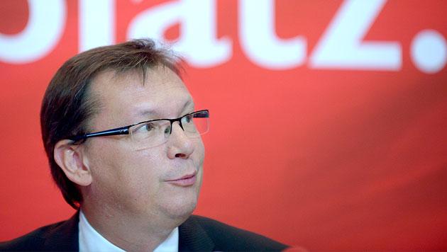 """SPÖ attackiert ÖVP: """"Schutzmacht für Superreiche"""" (Bild: APA/ROLAND SCHLAGER)"""