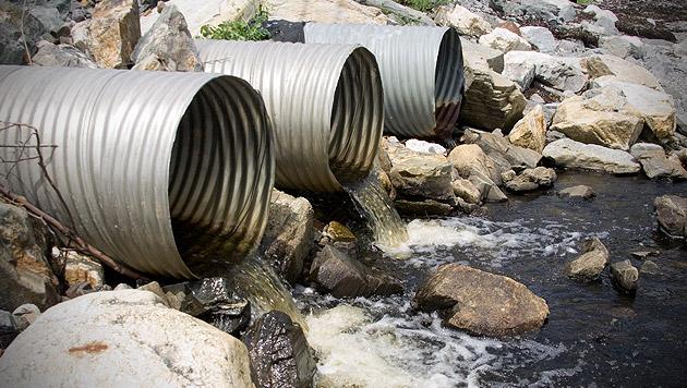 Apple-Zulieferer sollen Chinas Flüsse verpesten (Bild: thinkstockphotos.de (Symbolbild))