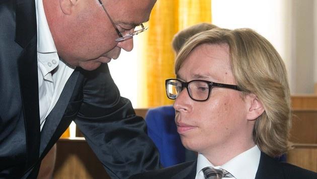 Helmut Werner wegen Körperverletzung vor Gericht (Bild: APA/NEUMAYR/MMV)