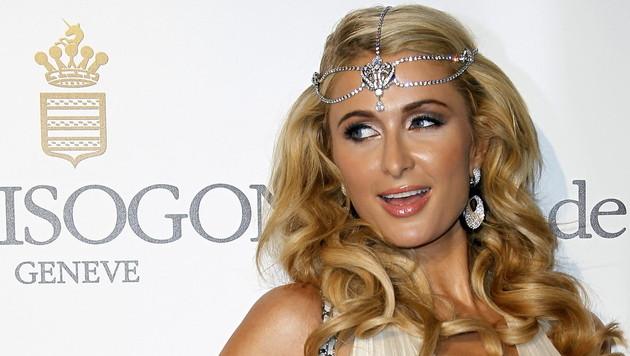 Paris Hiltons sexy Werbecomeback ist zum Anbeißen (Bild: EPA)