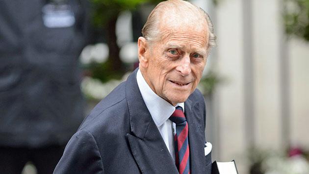Prinz Philip nimmt wieder offizielle Termine wahr (Bild: AP)