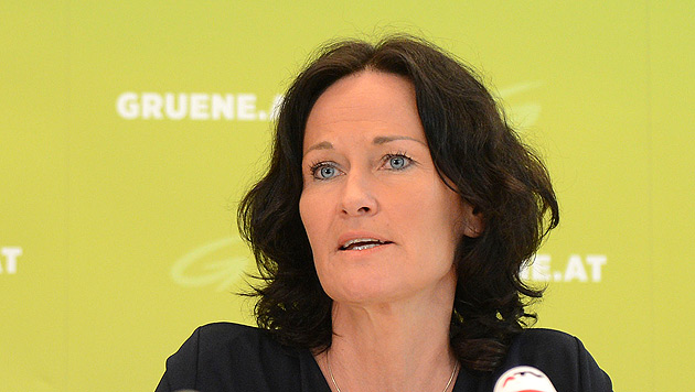 Grüne fordern Neuanfang im Kampf gegen Korruption (Bild: APA/HELMUT FOHRINGER)