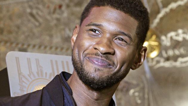 Sohn von Sänger Usher ist offenbar über den Berg (Bild: AP)