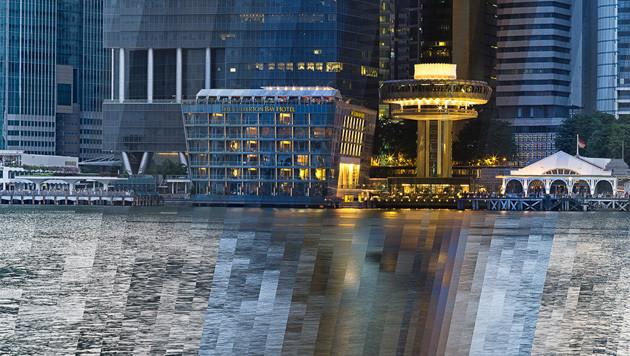 Fotokünstler fängt auf seinen Bildern die Zeit ein (Bild: Fong Qi Wei / Time is a Dimension)