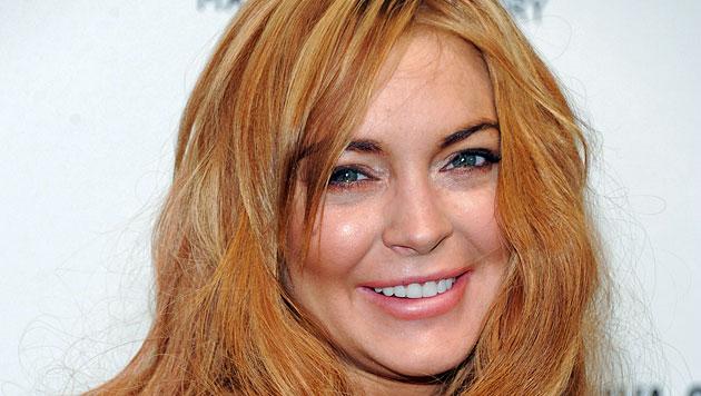 Lindsay Lohan feiert wilde Party nach Entzug (Bild: AP)