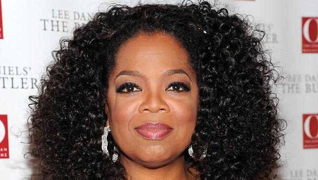 Oprah Winfrey wird in Zürich zum Rassismus-Opfer (Bild: AP)