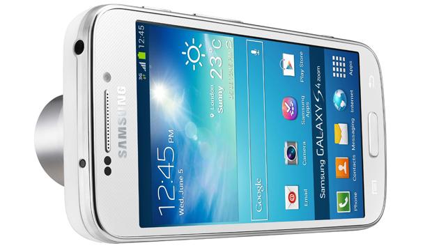 Smartphones laufen Kompaktkameras den Rang ab (Bild: Samsung)