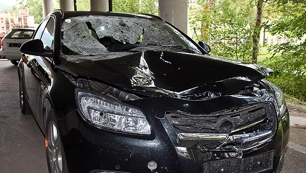 Sbg: Fußgänger (28) von Auto erfasst - tot (Bild: FMT-Pictures)