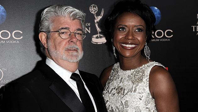 George Lucas ist Vater einer Tochter geworden (Bild: EPA)