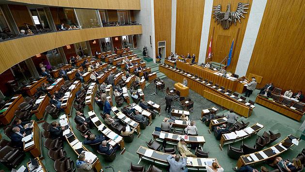 Neue Rekord-Sitzungsdauer in abgelaufener Periode (Bild: APA/Roland Schlager)