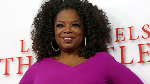Oprah Winfrey bedauert Aufregung um Handtasche (Bild: AP)