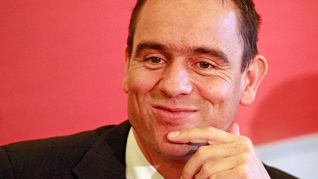 Scheuch soll 40er mit Steuergeld gefeiert haben (Bild: APA/Gert Eggenberger)