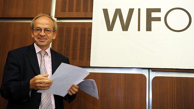 Aiginger hört auf: Nachfolger beim Wifo gesucht (Bild: APA/Barbara Gindl)