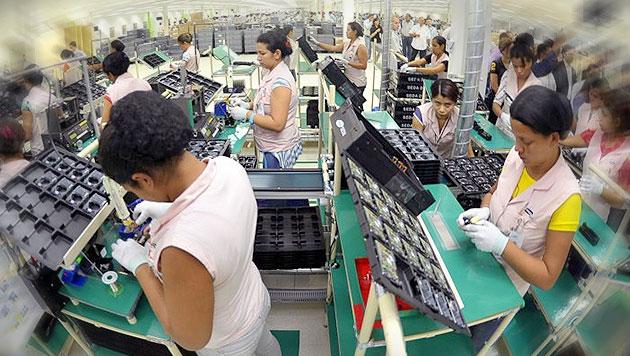 Dienst bis zum Umfallen - Klage gegen Samsung (Bild: Alex Pazzuelo, Agência de Comunicações do Governo do Amazonas)