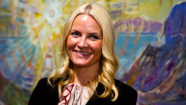 Mette-Marit: Die Prinzessin von nebenan wird 40 (Bild: EPA)