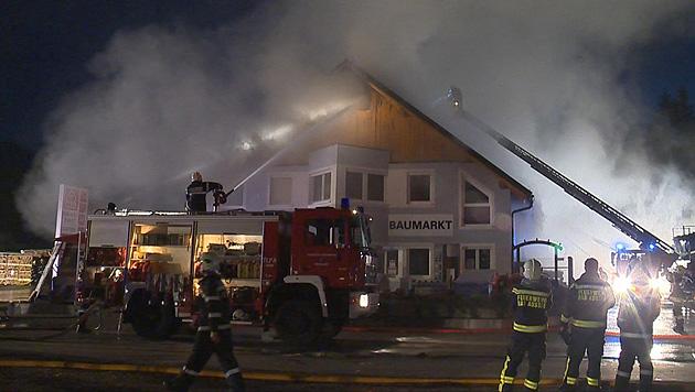 Feuerwehrmann legte 13 Brände im Salzkammergut (Bild: BFV LIEZEN/Schlüßlmayr)