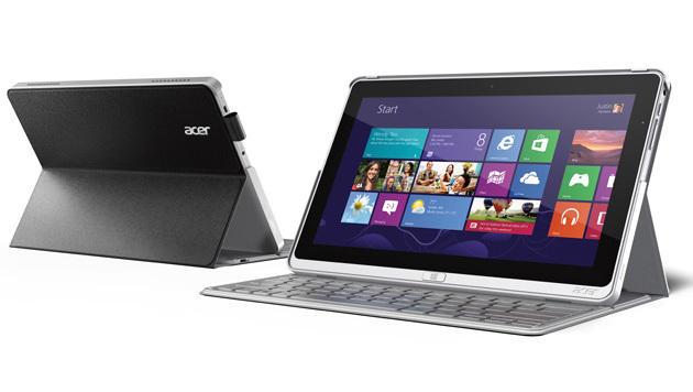 Acer Aspire P3: Windows-Tablet im Aktenmappen-Look (Bild: Acer)