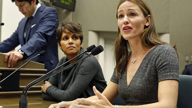 Auch Garner kämpft für schärferes Paparazzi-Gesetz (Bild: AP)