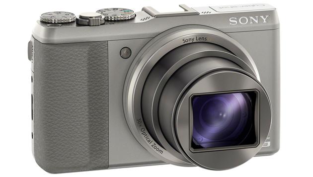Cyber-shot HX50: Sonys kompakter Zoom-Künstler (Bild: Sony)